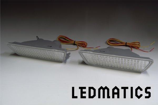 画像4: T31 エクストレイル 純正加工LEDバックランプ バックフォグ
