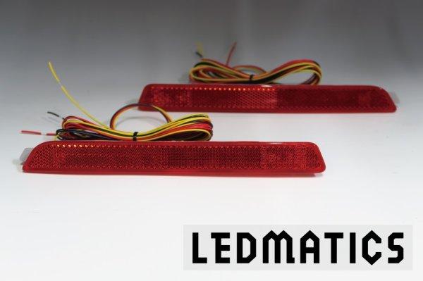 画像3: GH アテンザ 純正加工LEDリフレクター MZ2-40