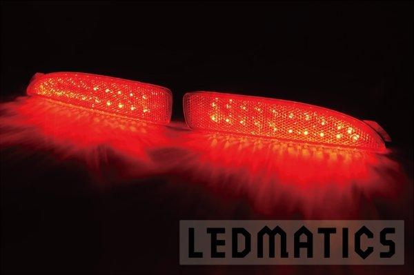 画像2: DY デミオ 純正加工LEDリフレクター MZ6-40