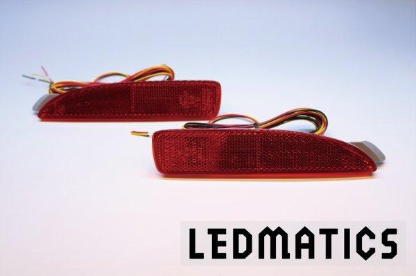画像3: CR プレマシー 純正加工LEDリフレクター MZ6-40