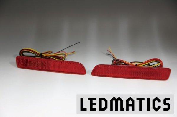 画像3: MN71S クロスビー 純正加工LEDリフレクター S2-40