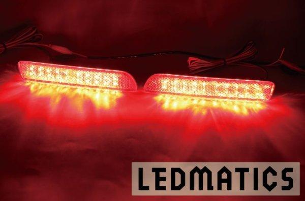 画像1: MF22S MRワゴン 純正加工LEDリフレクター S2-40