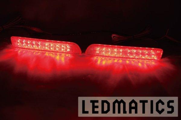 画像2: MN71S クロスビー 純正加工LEDリフレクター S2-40