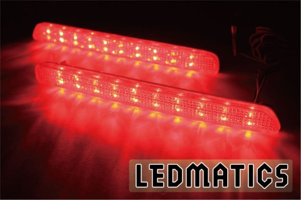 画像2: RK5/RK6 ステップワゴン スパーダ 純正加工LEDリフレクター H1-40