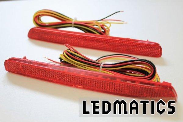画像3: RK5/RK6 ステップワゴン スパーダ 純正加工LEDリフレクター H1-40