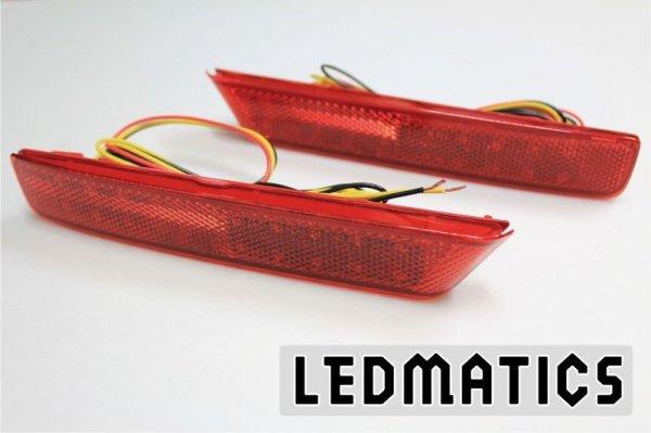 画像3: JF1/2 N-BOXカスタム純正加工LEDリフレクター H6-40