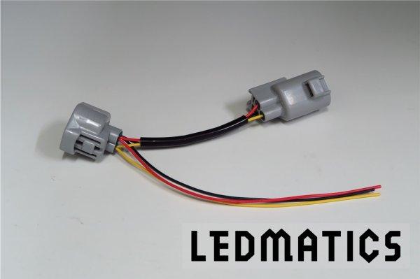 画像1: LA150S ムーヴカスタム テール電源取り出しハーネス