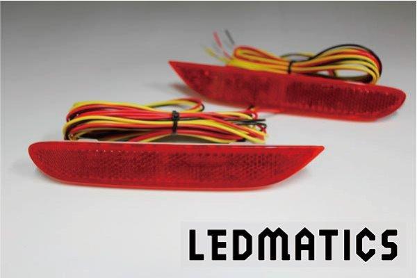 画像3: T32 エクストレイル 前期 1型 純正加工LEDリフレクター N6-40