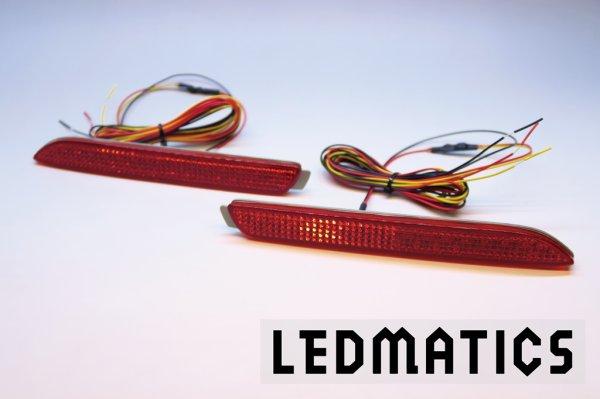画像3: AYH30/GGH30/35/AGH30/35 ヴェルファイア V/X 前期/後期 純正加工LEDリフレクター T1-60