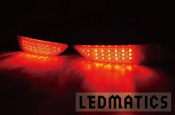 画像2: レクサス USF/UVF4# LS600h 後期 純正加工LEDリフレクター L6-42