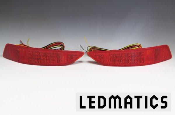 画像3: レクサス USF/UVF4# LS600h 後期 純正加工LEDリフレクター L6-42