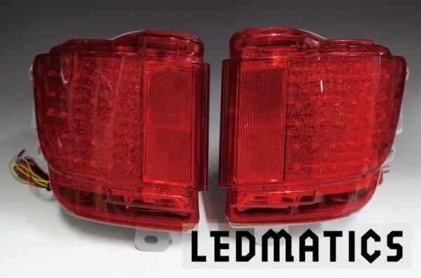 画像3: URJ202W ランドクルーザー 後期 純正加工LEDリフレクター T19-56