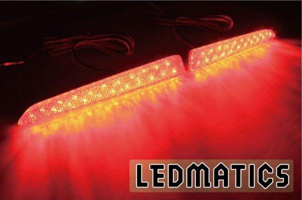 画像1: M900A/M910A ルーミー 純正加工LEDリフレクター D2-42
