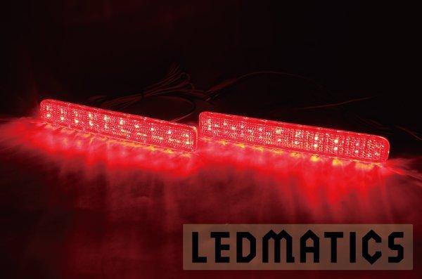 画像2: MK42 スペーシア 純正加工LEDリフレクター S1-40