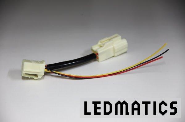 画像1: MA26S/MA36S/MA46S ソリオ バンディット テール電源取り出しハーネス