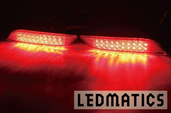 画像1: AXVH70 カムリ 純正加工LEDリフレクター T23-40