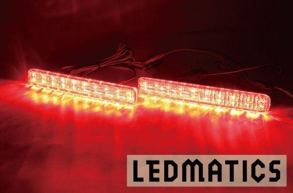 画像1: MK53S スペーシア 純正加工LEDリフレクター S1-40
