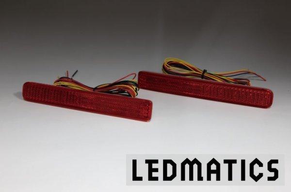 画像3: MK53S スペーシア 純正加工LEDリフレクター S1-40